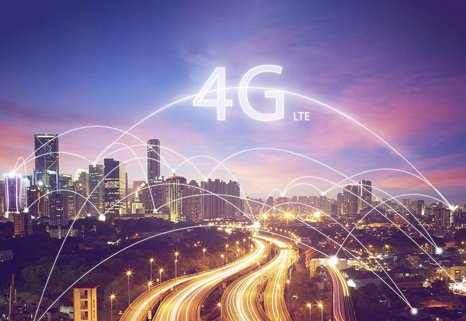melhor internet 4g