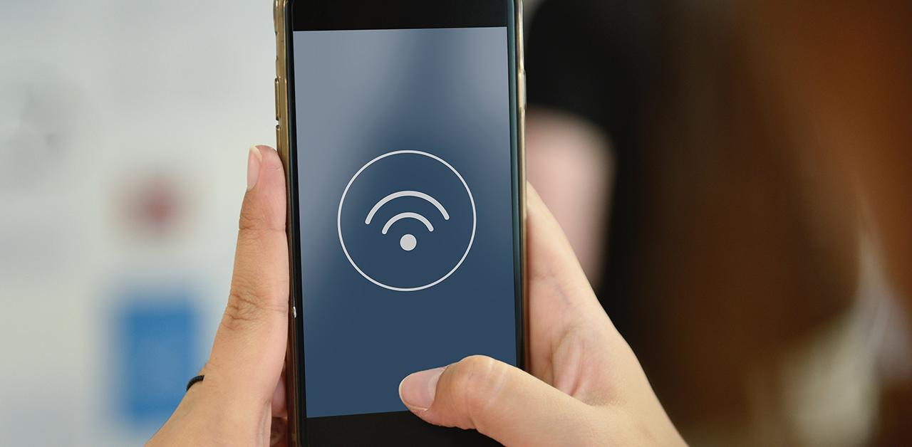 como mudar senha do wi-fi