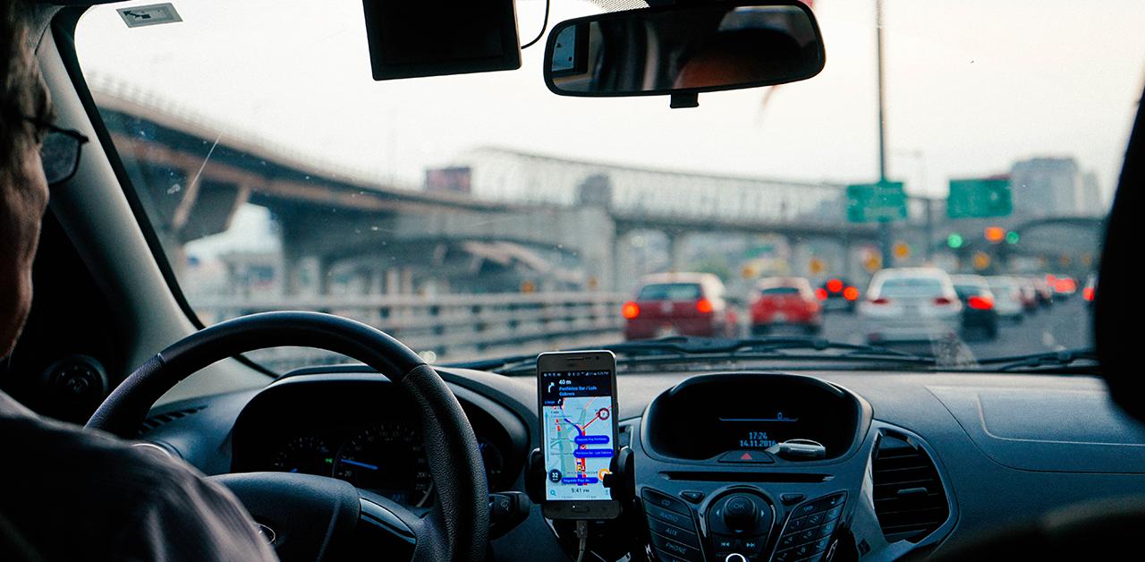 como funciona o uber