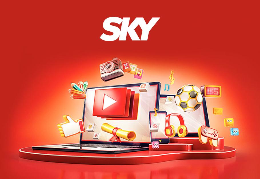 Internet Sky