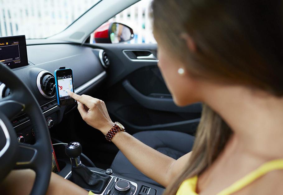 Wi-Fi no carro