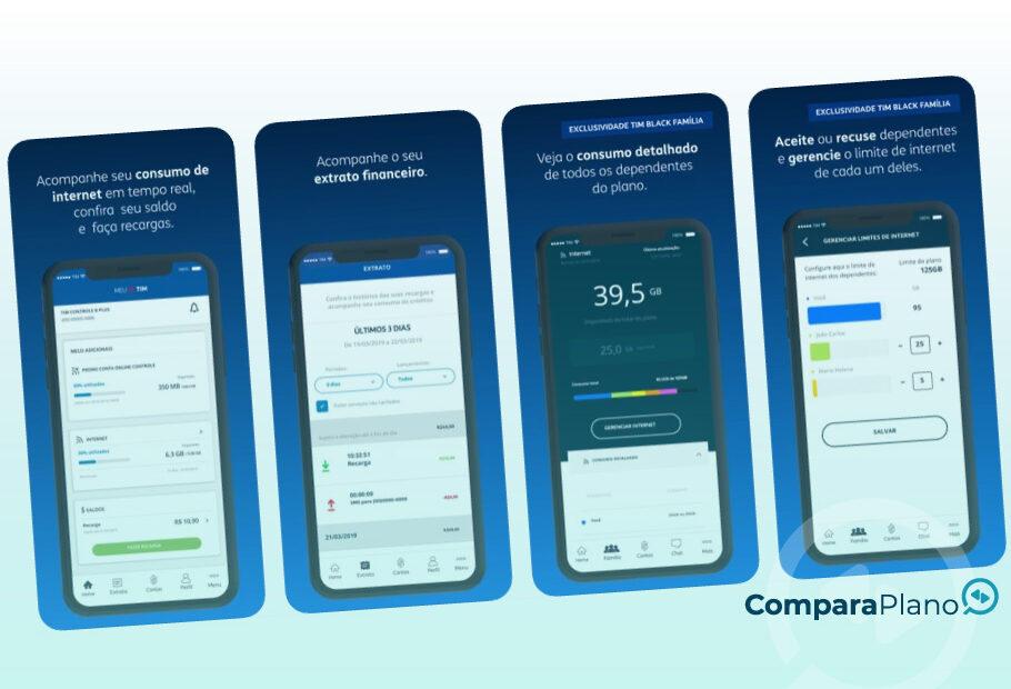 app da tim