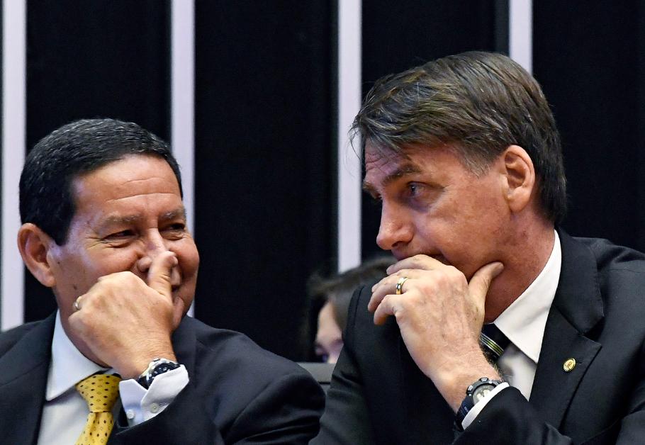 Bloqueador celular Bolsonaro