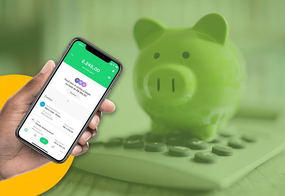 aplicativos para gerenciamento de gastos