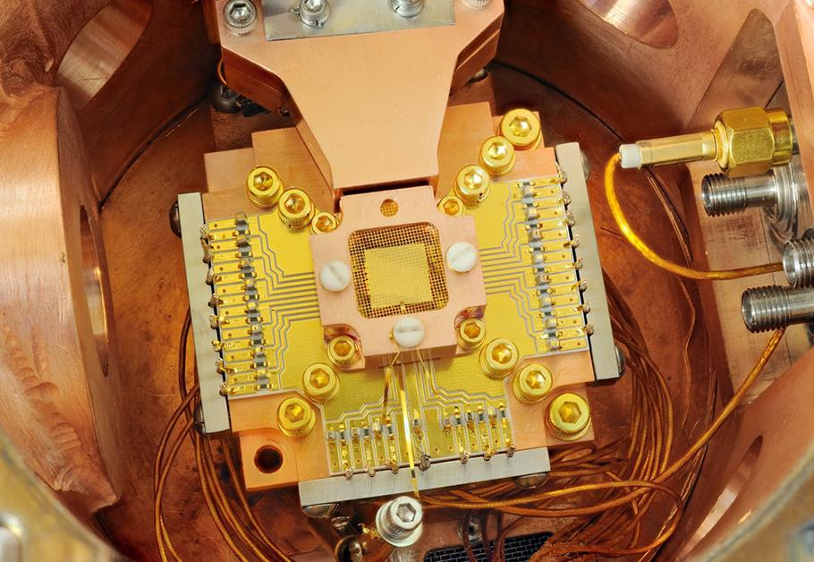 processador computador quântico