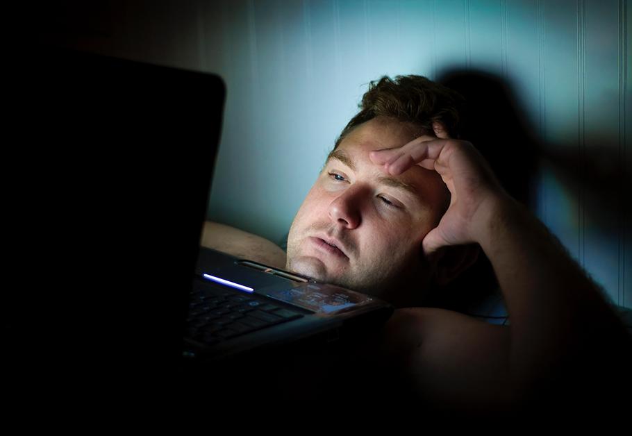 redes sociais e qualidade do sono