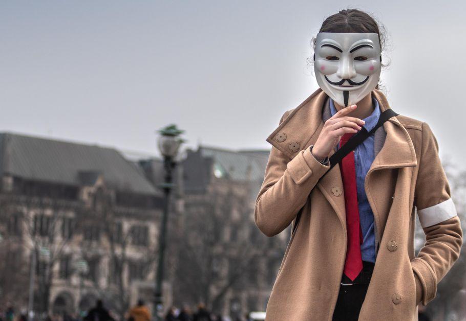 Google Maps anônimo