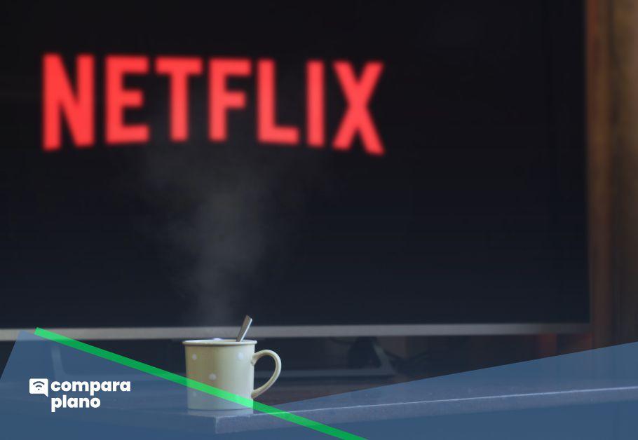 Netflix em abril
