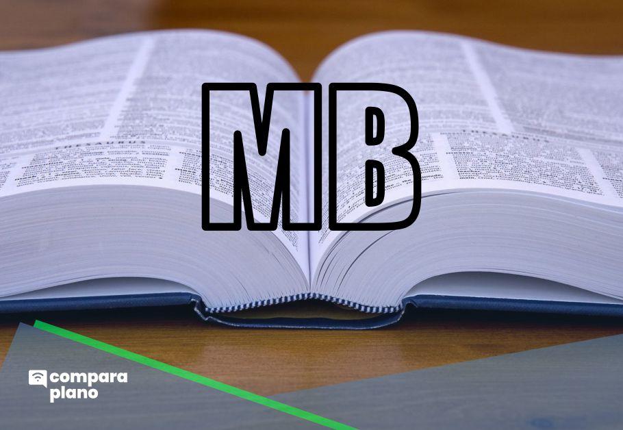 o que significa MB