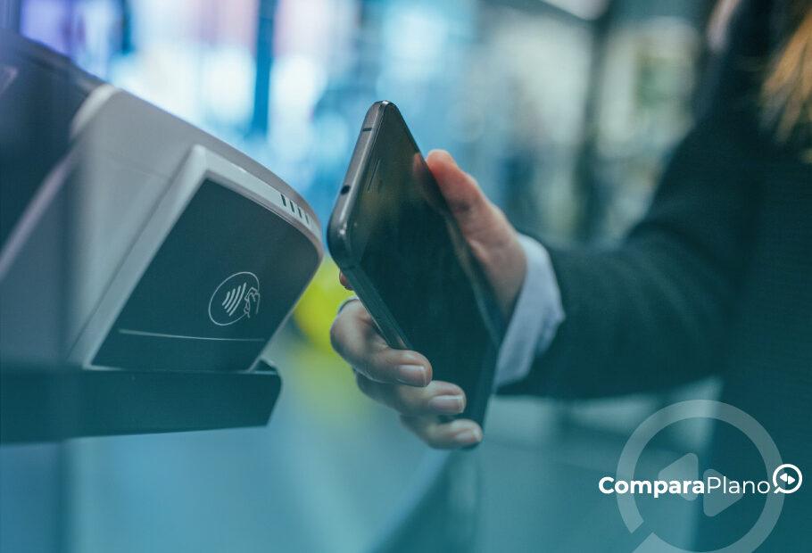 pagamento por aproximação celular